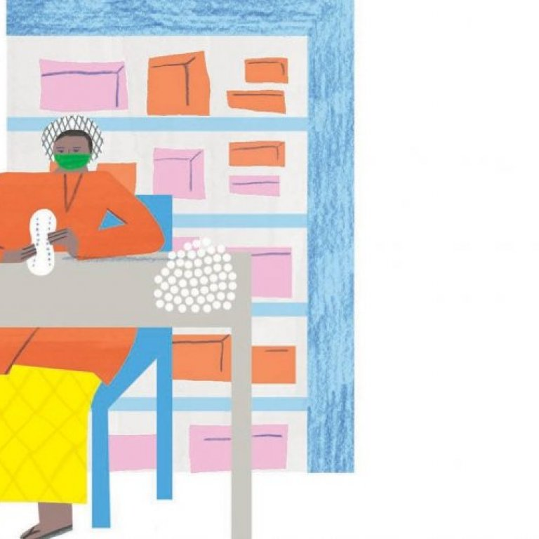 Illustration by Irene Servillo