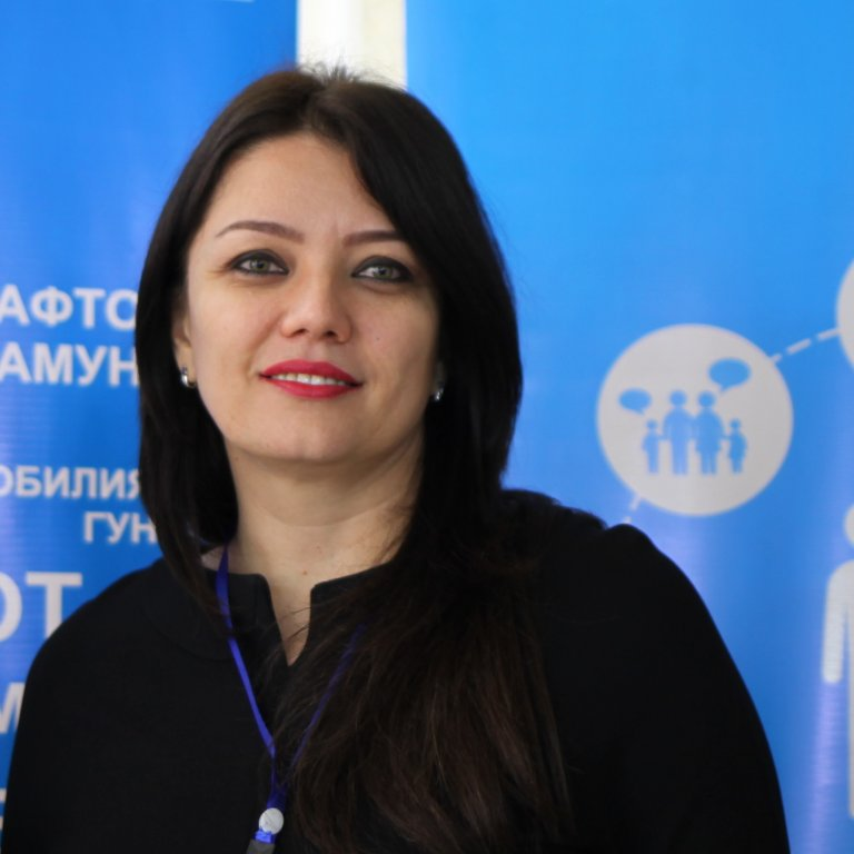Gulnora Gafurova