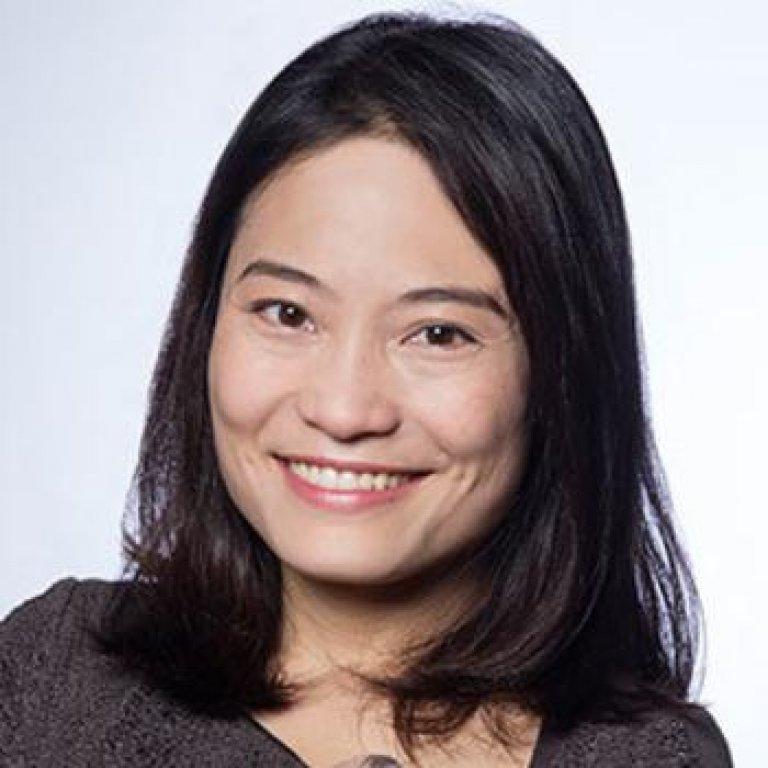 Xinshu She headshot.