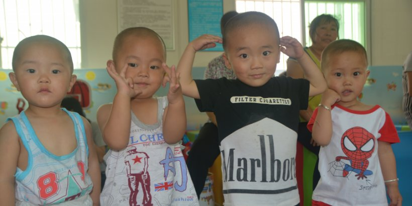 ECD Kids at Center