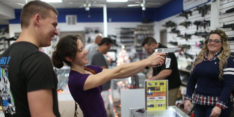 buying a gun