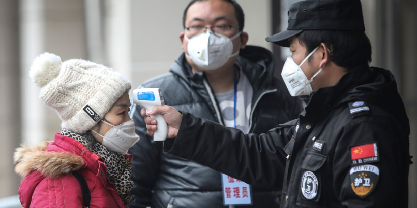 Resultado de imagem para coronavírus na china