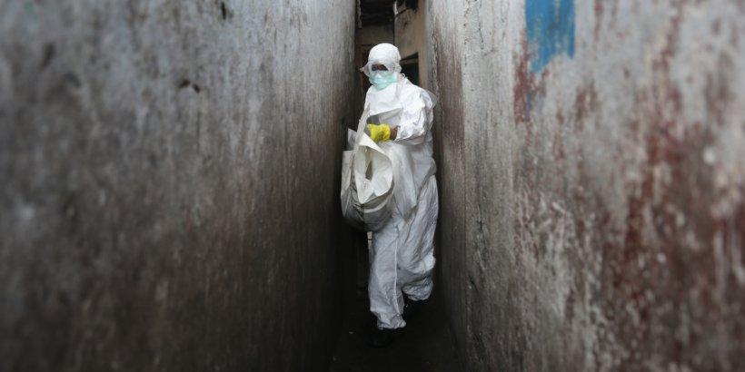 ebola toddler getty