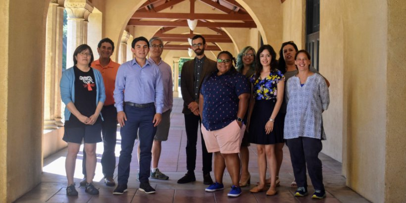 SPICE's Jonas Edman Meets with New EPIC Fellows