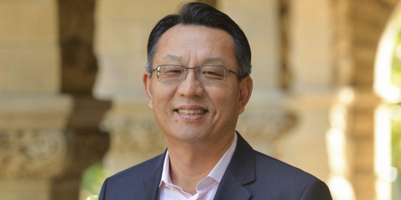 Portrait of Gi-Wook Shin