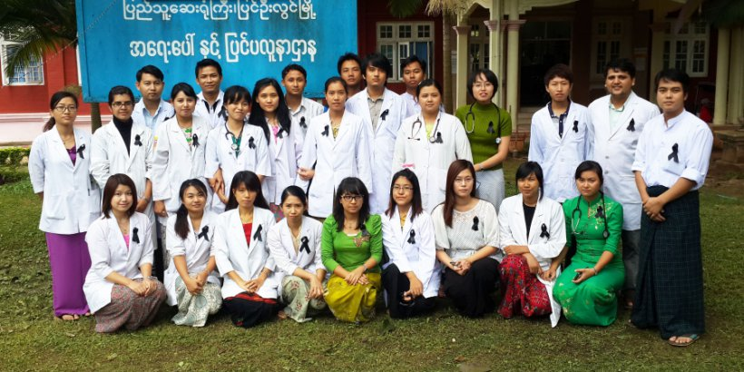 myanmar doctors