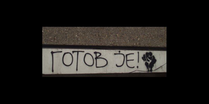 otpor slogan belgrade