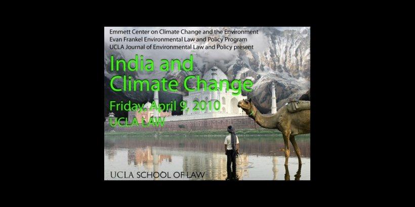 UCLA India conference logo April 2010 scenery