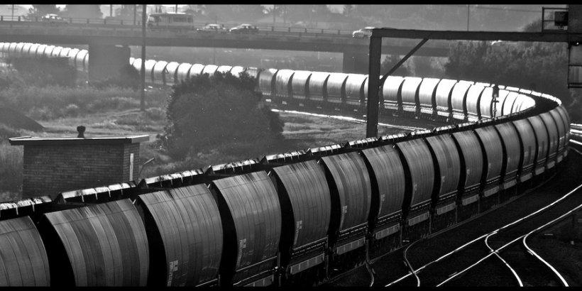 Australia coal train Lars Plougmann Flickr headliner