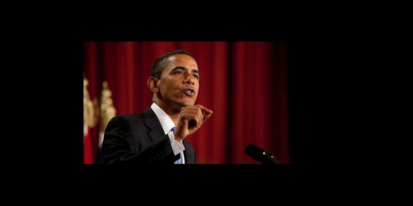 Obama Headliner