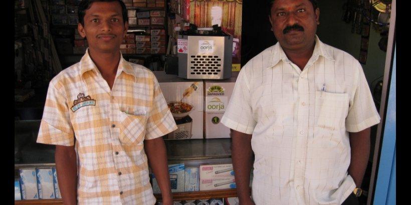 storefront in Kolhapur scenery