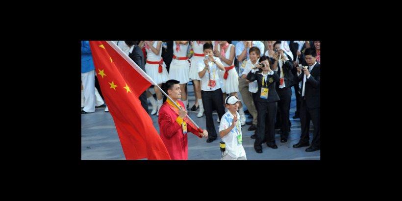 YaoOlympics HEADLINER
