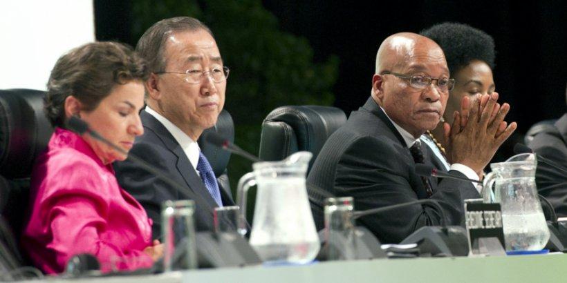 Durban 2011 UN hl