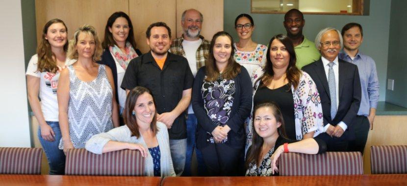 Stanford teacher professional development seminar