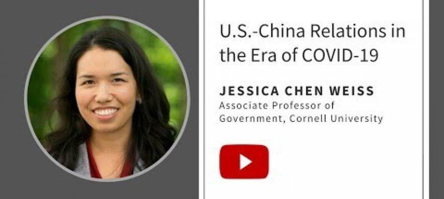 Jessica Chen Weiss