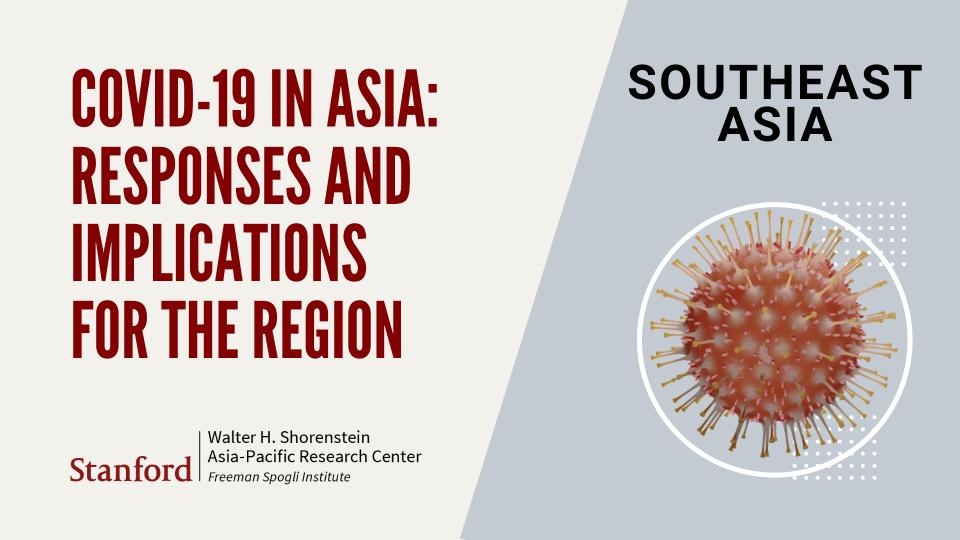 COVID-19 in Asia: SOUTHEAST ASIA