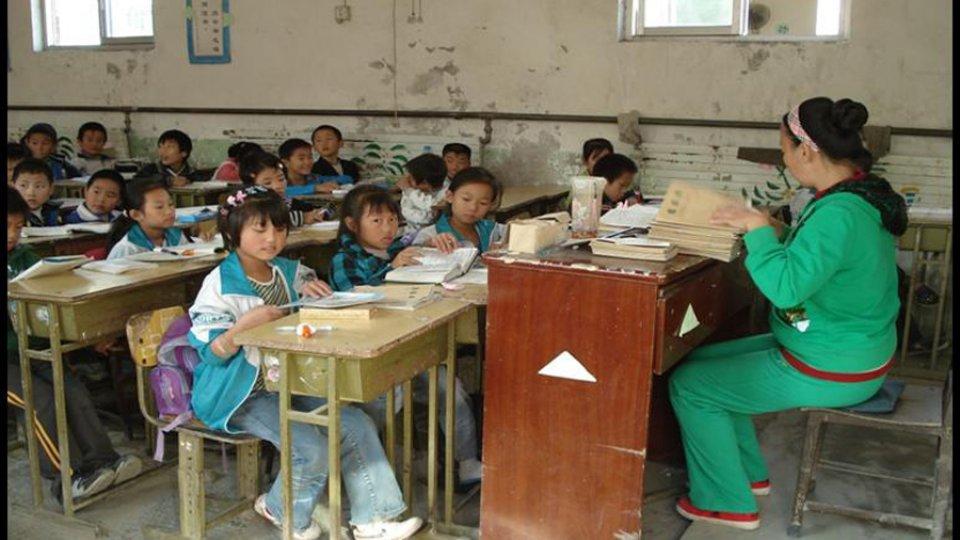 migrant classroom