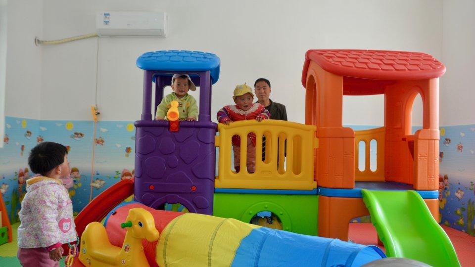 parenting center wide shot
