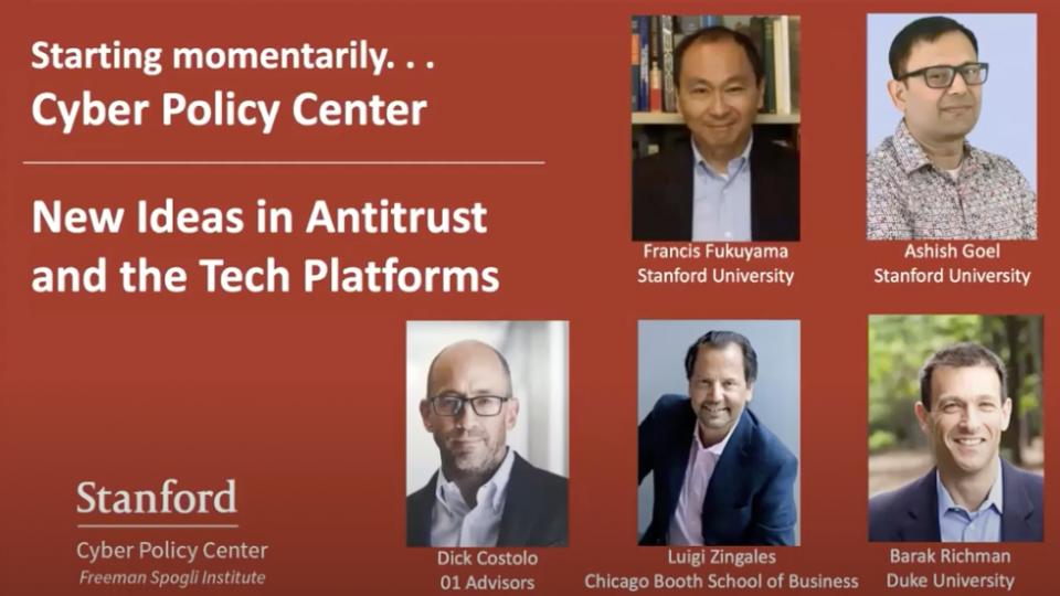 New Ideas in Antitrust YouTube thumbnail