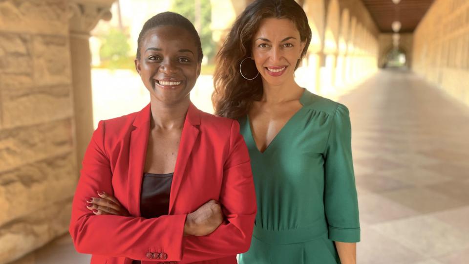 Julie Owono & Dr. Niousha Roshani