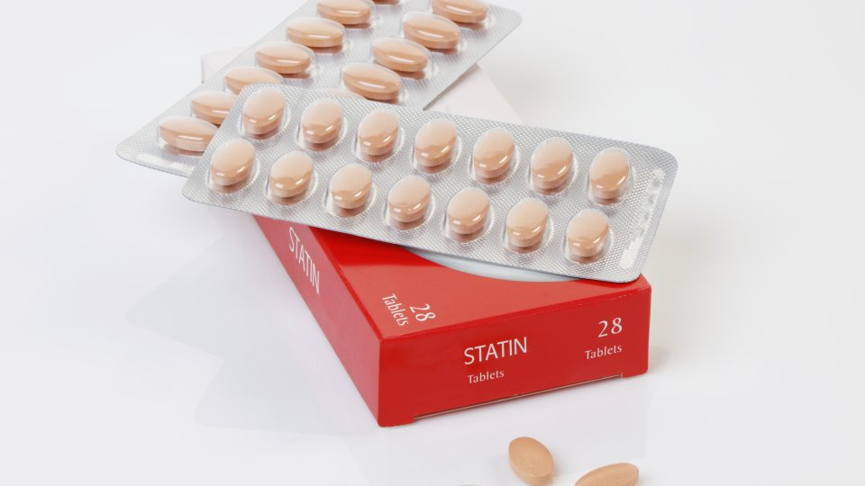 statin tablets istock unlimited