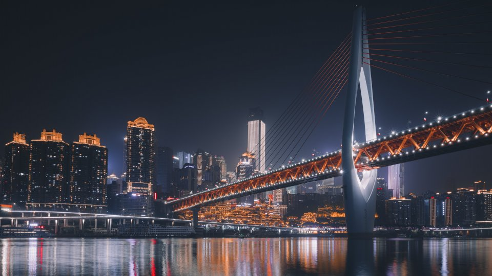 Bridge in China to represent new Global Infrastructure Policy Research Program