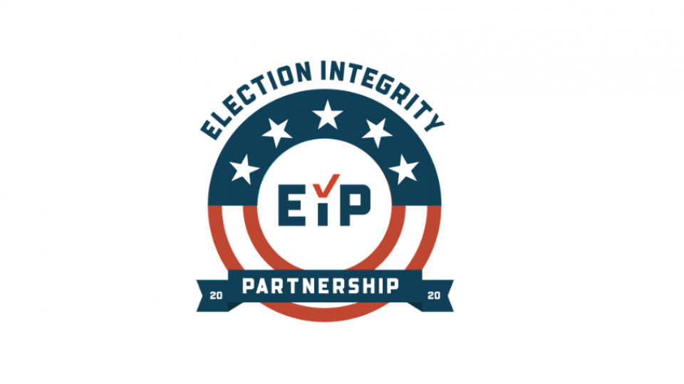 Election Integrity Partnership seal logo