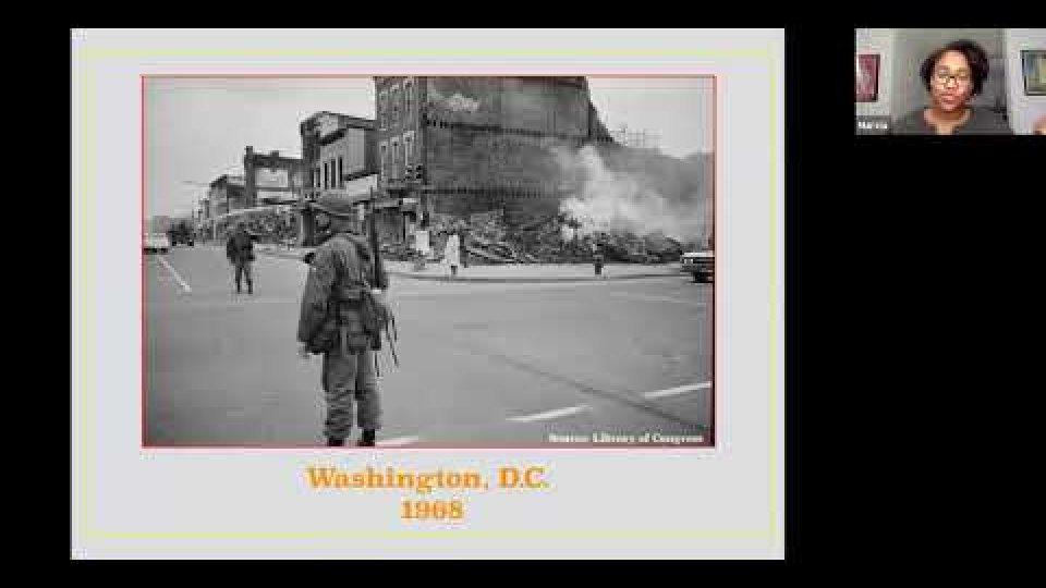 Fast Food, Urban Crises: A History