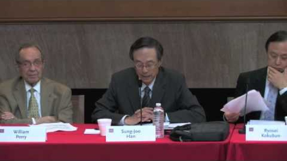 U.S.-Asia Relations: Thirty Years of Connecting Asia to Stanford - Panel 3