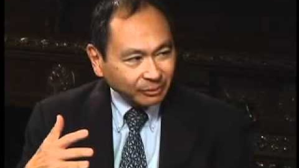 Francis Fukuyama: Identity Politics, July 2011