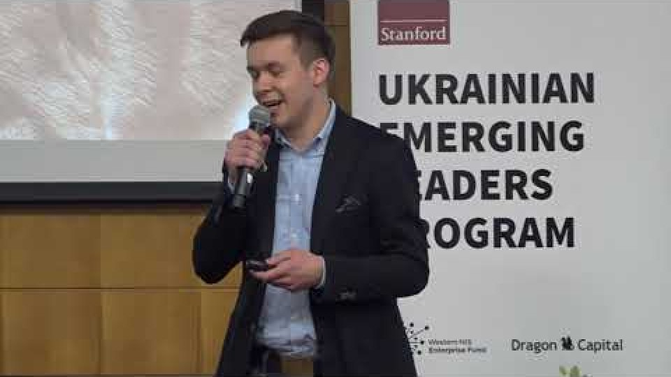 Tech & Innovation: Shaping Ukrainian Future