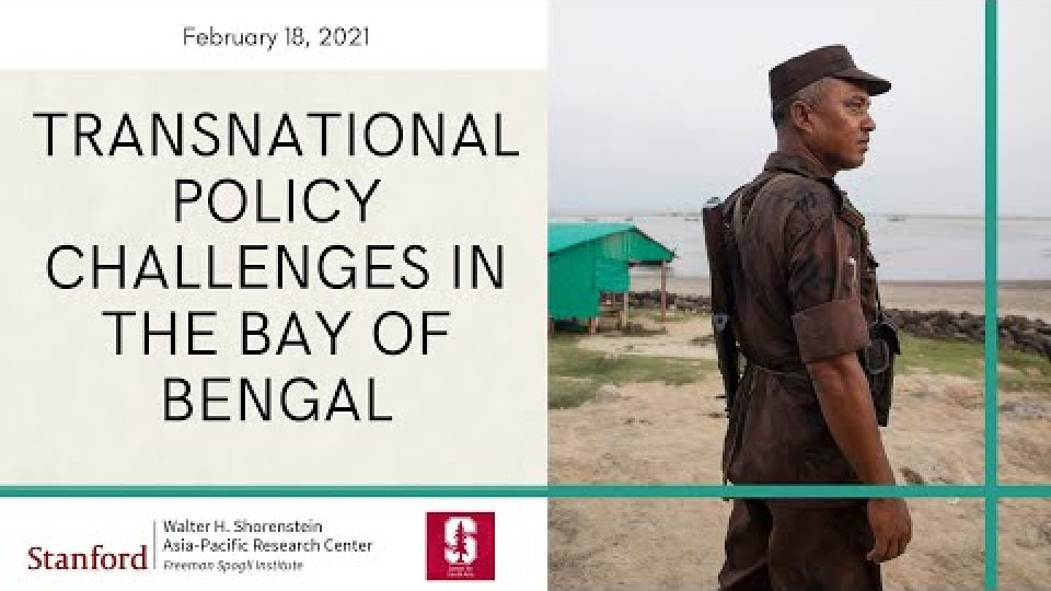 Transnational Policy Challenges in the Bay of Bengal