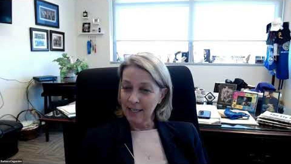 Barbara Cegavske, Secretary of State of Nevada
