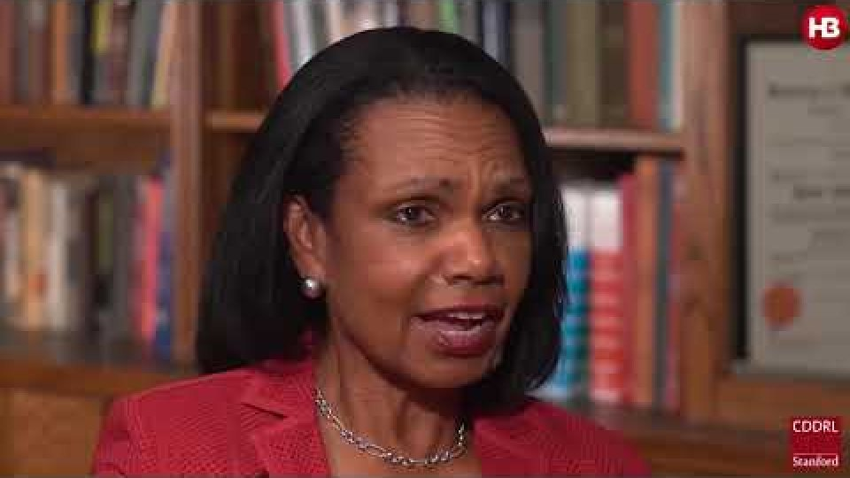Brilliant Minds of Stanford and Silicon Valley featuring Condoleezza Rice