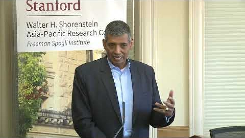 General Vincent Brooks: keynote speech at the 11th Koret Workshop