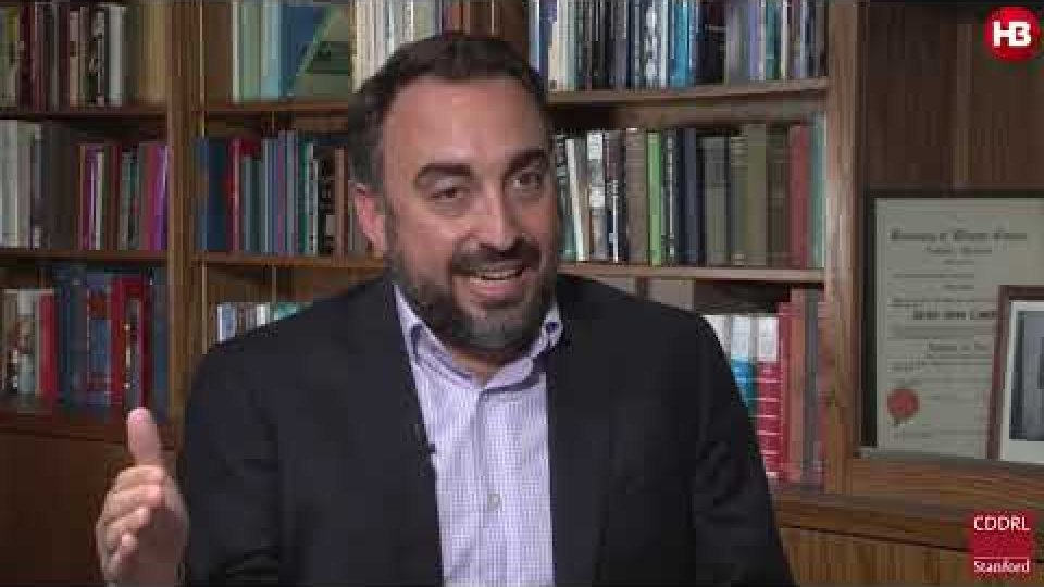 Brilliant Minds of Stanford and Silicon Valley featuring Alex Stamos