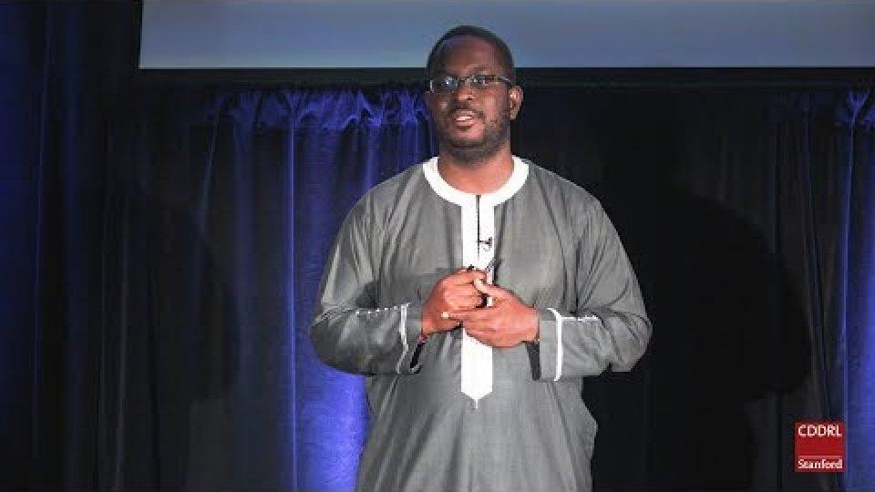 Ibrahima Amadou Niang (Senegal '18)