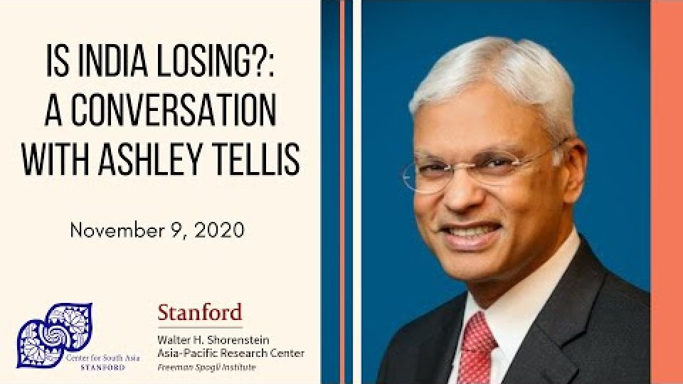 Ashley Tellis provides a broad view of India's ability to deter and balance Chinese competition and forge new partnerships in 2021 and beyond.