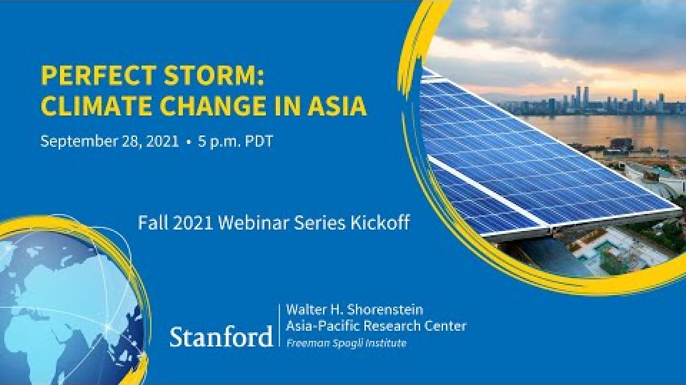 Perfect Storm: Climate Change in Asia | with Ban Ki-moon and Nicole Ardoin