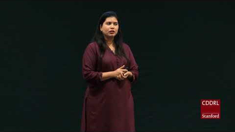 ElsaMarie D'Silva (India, '17)