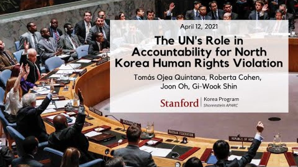 The UN's Role in Accountability for North Korea Human Rights Violations