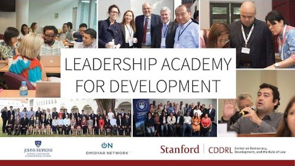 Fsi Lad Cddr Leadership Academy For Development