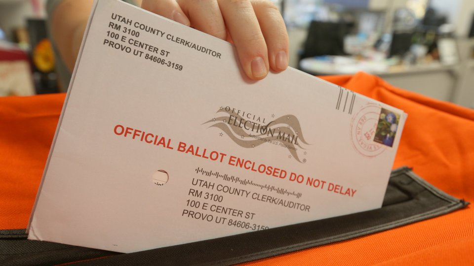 Vote by mail