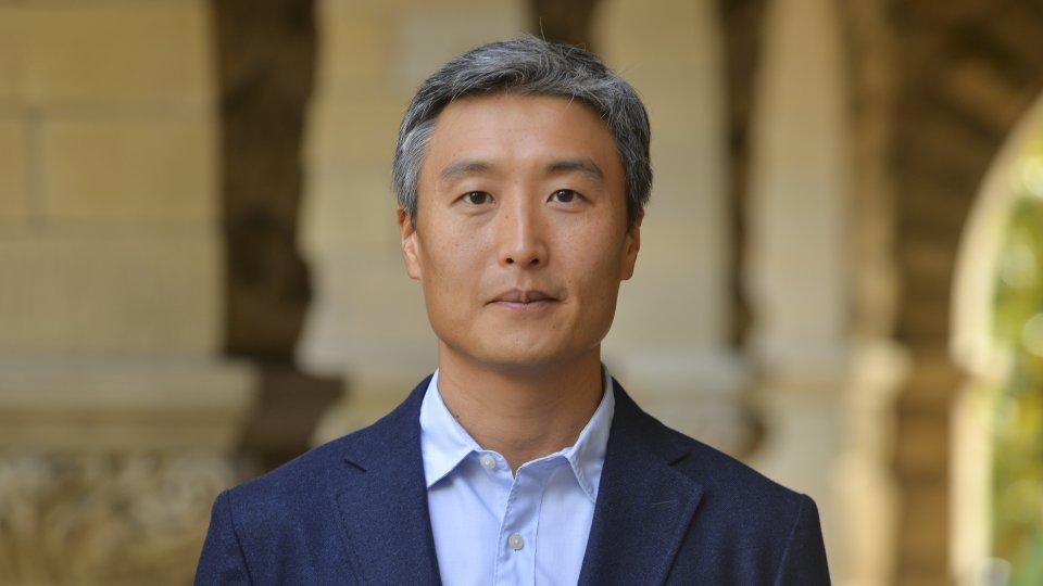 Portrait of Yong Suk Lee