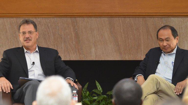 Frank Fukuyama & Larry Diamond