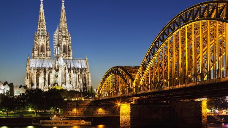 Cologne Cathedral - Koelner Dom