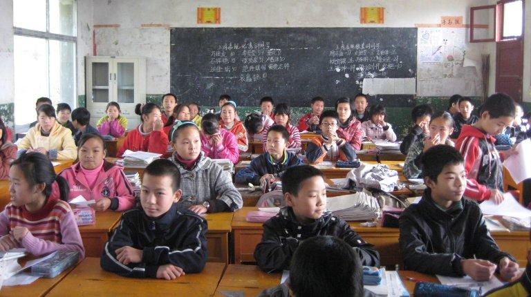 reap full classroom