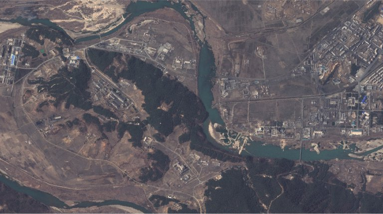 Yongbyon Nuclear Complex