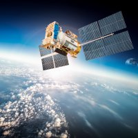 Satellite remote sensing