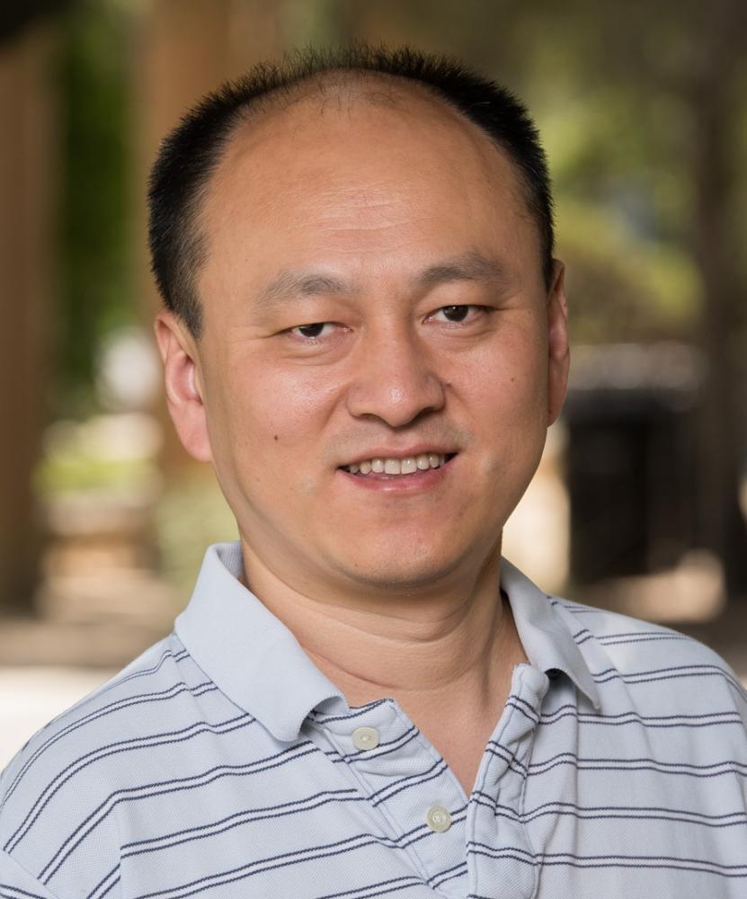 Portrait of Hongbin Li